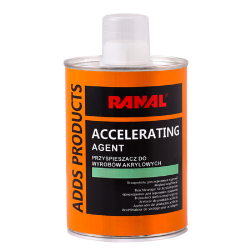 Accelerating agent