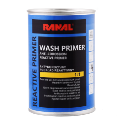 Anti corrosion reactive primer WASH PRIMER 1:1