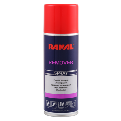 Cleaning agent remover