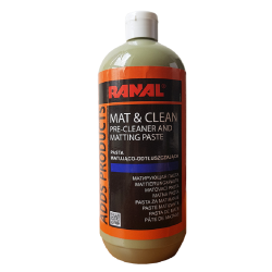 MAT & CLEAN PRE-CLEANER AND MATTING PASTE