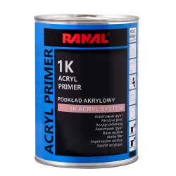 One component acrylic primer 1K