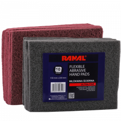 Flexible Abrasive Hand Pads