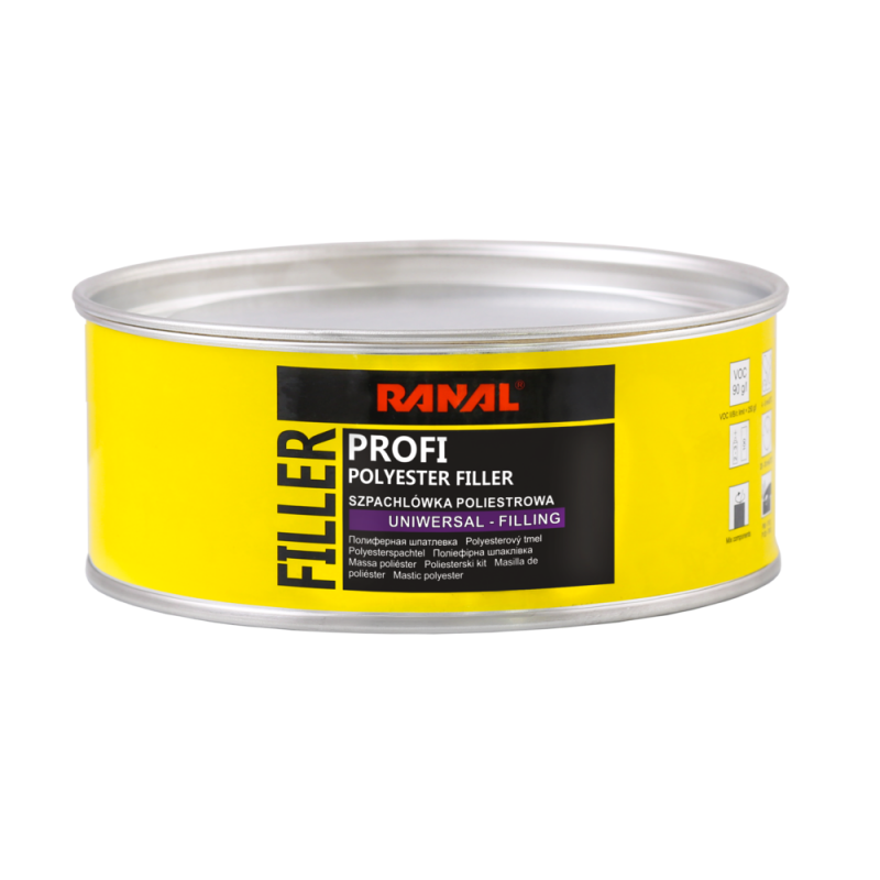 Polyester Filler Soft