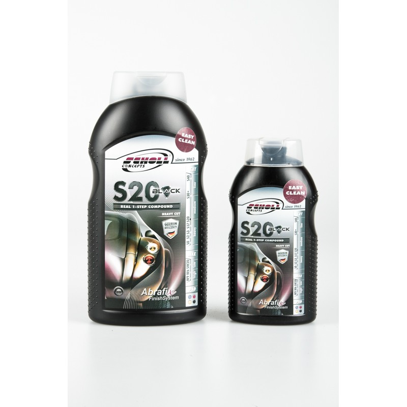 Scholl Concepts S20 Black