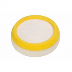 Hook & Loop with Protective Collar Compounding Pad 150 x 50mm