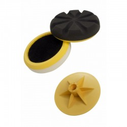 Compounding & Polishing Pad Kit, 150mm, 3pcs