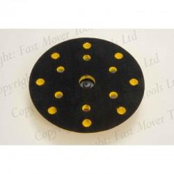 Backing Pad, 150mm, 15 Holes, 5/16 Thread