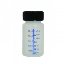60ml Round Touch Up Bottles, 200pcs