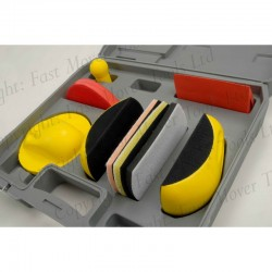 Detailing Sanding Block Kit, 9pc in case