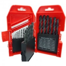 Duren, High Speed Steel Drill Bit Set, 25pcs