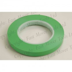 Green Fine Line Tape, 3mm x 55Mtr