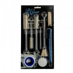 13pcs Spray Gun Cleaning Kit