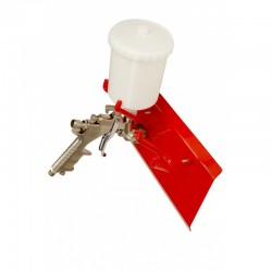 Magnetic Twin Wall Mounted Spray Gun Holder