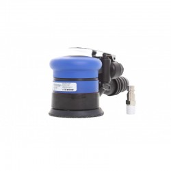 Dual Action Air Palm Sander With Dust Extraction 75mm