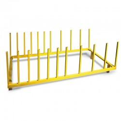 Panel Storage Rack