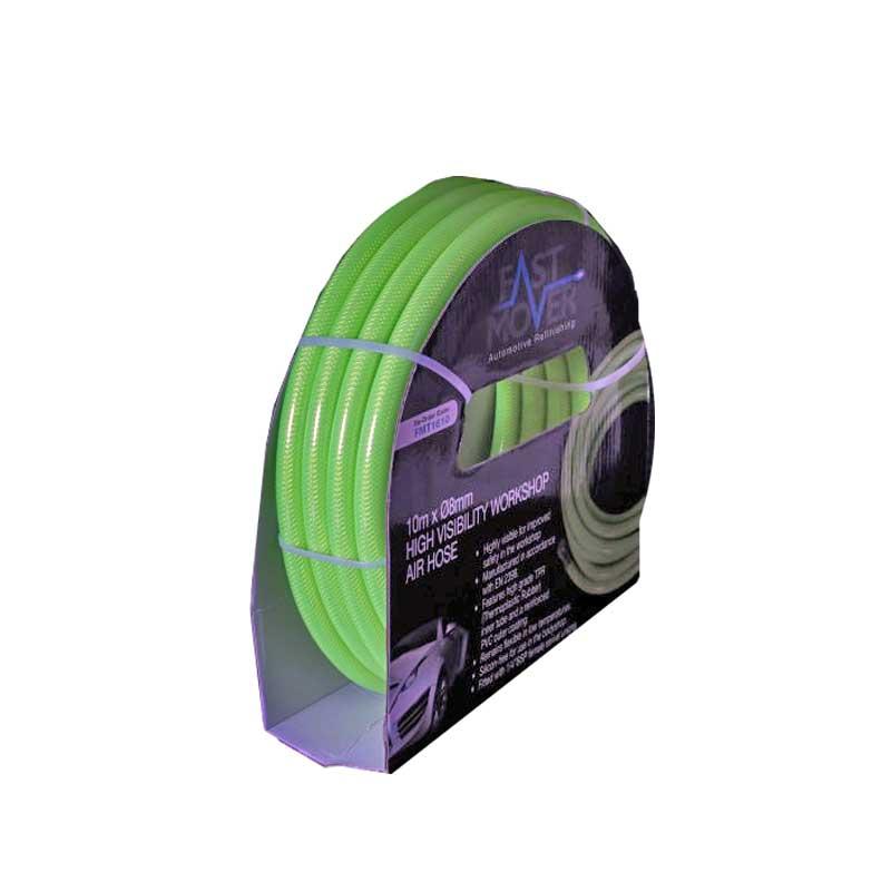 Hi-Viz Air Hose, 10mm x 15Mtr