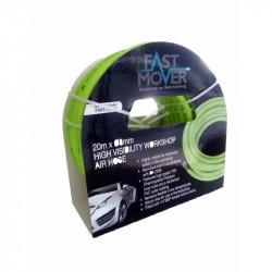 Hi-Viz Air Hose, 8mm x 20Mtr