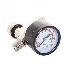 Mini Air Regulator with Gauge