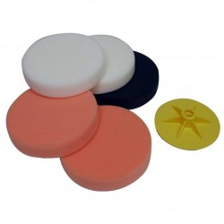 Polishing Pad Kit 150mm (6pcs)